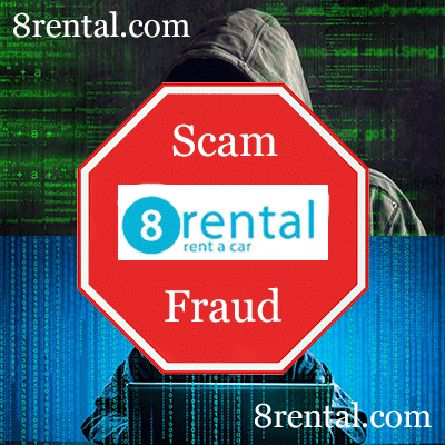 Scam from Moldova 8rental.com - https://8rental.com